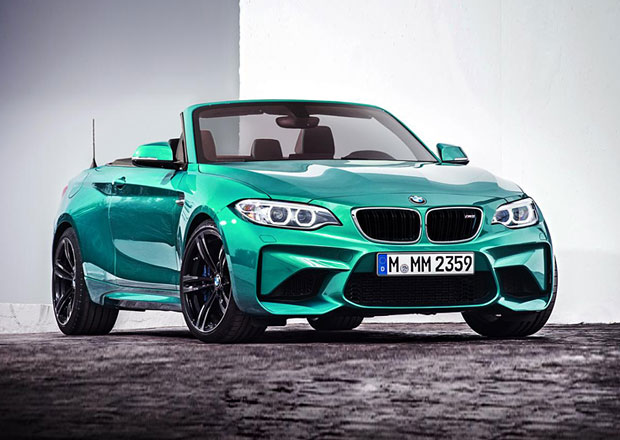 BMW M2: S kabrioletem nepo��tejte