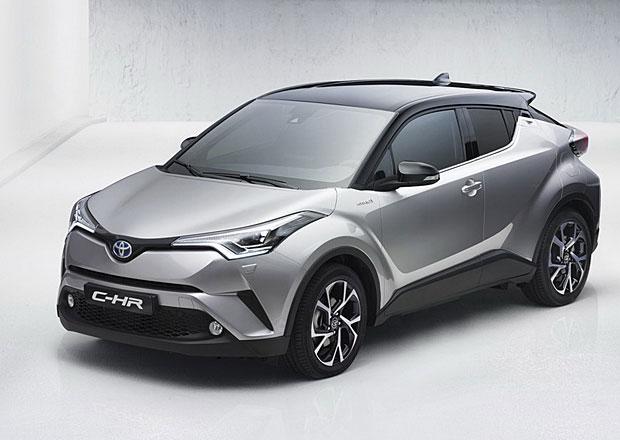 Toyota C-HR: Unikly ofici�ln� fotografie