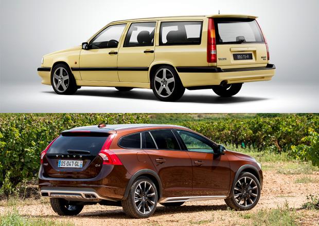 Kombíky Volvo: Od švédských tanků po stylovky (2. díl – S předním pohonem)