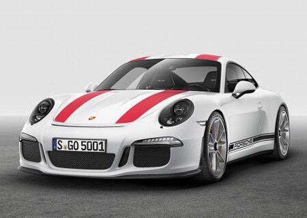 Porsche 911 R odhaleno, ale ještě ne oficiálně