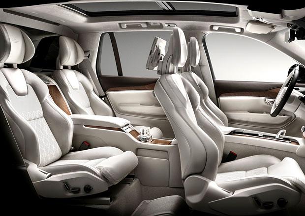 Volvo XC90 Excellence: Luxus pro �ty�i v Evrop�