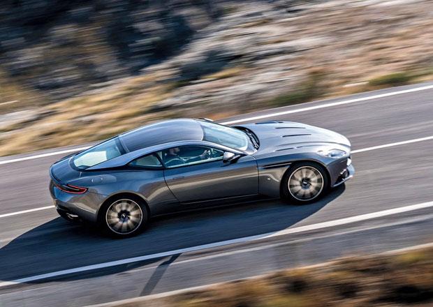Aston Martin DB11: Unikly fotografie gaydonského kupé