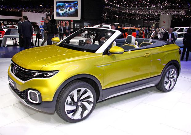 Volkswagen T-Cross Breeze: Otevřená předzvěst malého crossoveru
