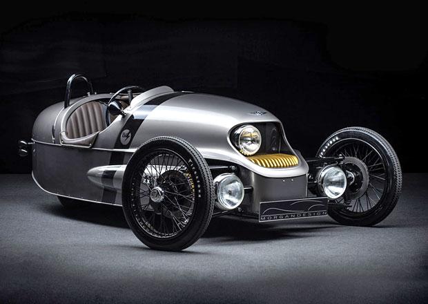 Morgan EV3 se představuje v sériové podobě (+video)