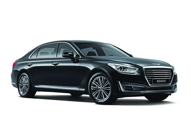 Hyundai Genesis G90: Korejský luxus pro Evropu