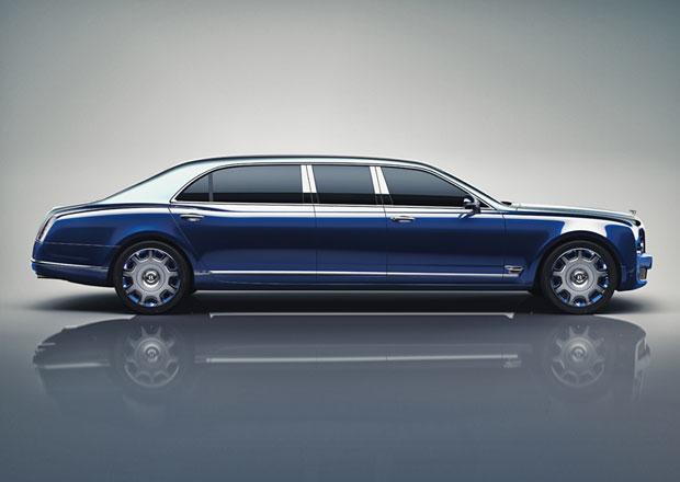 Bentley Mulsanne Grand Limousine by Mulliner: Jezevčík s titulem