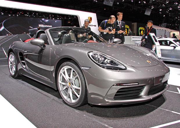 Modernizovaný Boxster se na poměry Porsche hodně změnil, vypadá ale skoro stejně