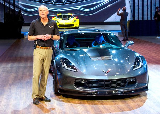 Chevrolet Corvette Grand Sport má závodnické kořeny