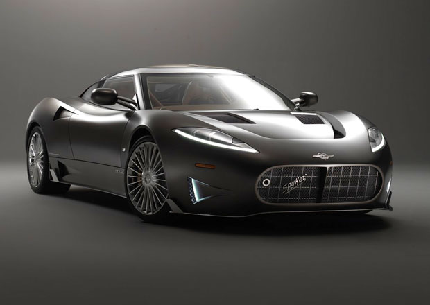 Spyker C8 Preliator: Evoluce namísto revoluce