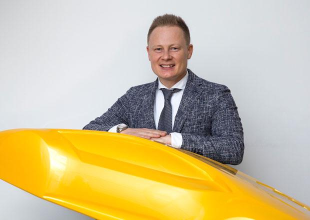 Lamborghini m� nov�ho ��fdesign�ra