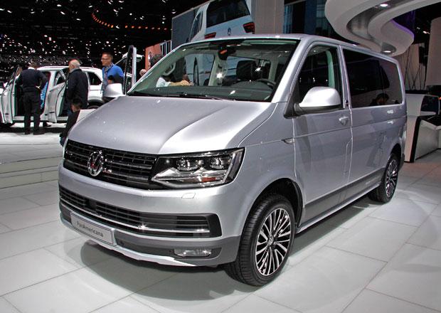 Volkswagen Multivan PanAmericana: Premiéra sériové verze