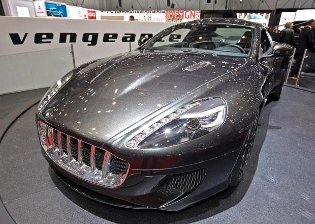 Kahn Vengeance aneb nový kabát pro Aston Martin