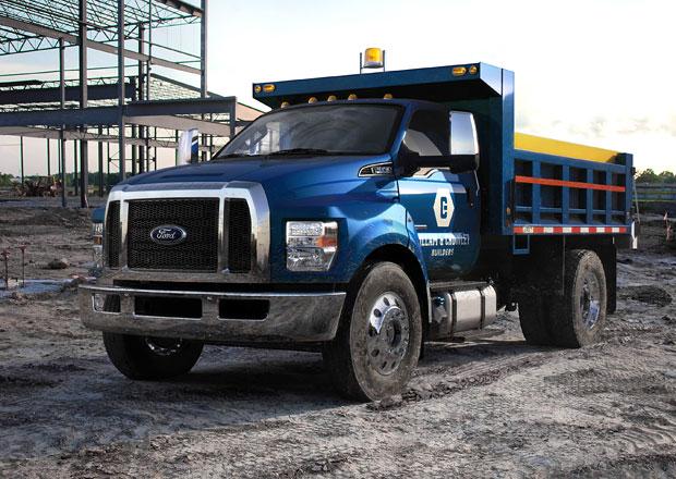 Ford F-650/F-750 a jejich Power Stroke V8 Diesel