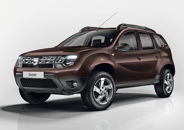 Dacia Duster v novém provedení Essential