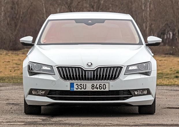 Český trh v únoru 2016: Octavia vede, Superb třetí