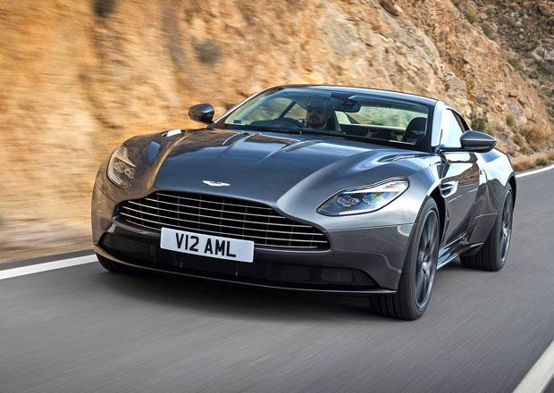 Aston Martin chystá sedm nových modelů, ponesou i znaky Lagondy