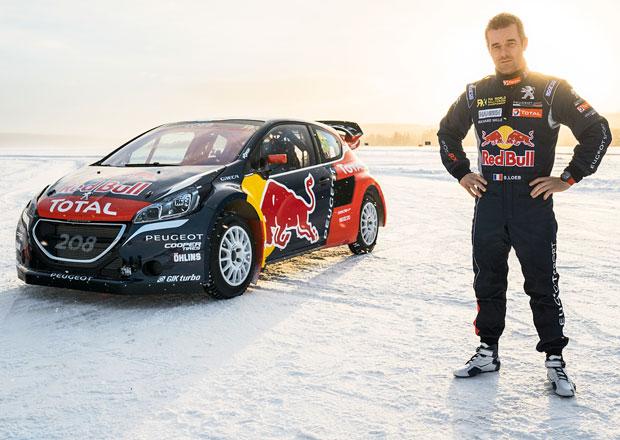 S�bastien Loeb m��� do Mistrovstv� sv�ta FIA v rallycrossu (+video)