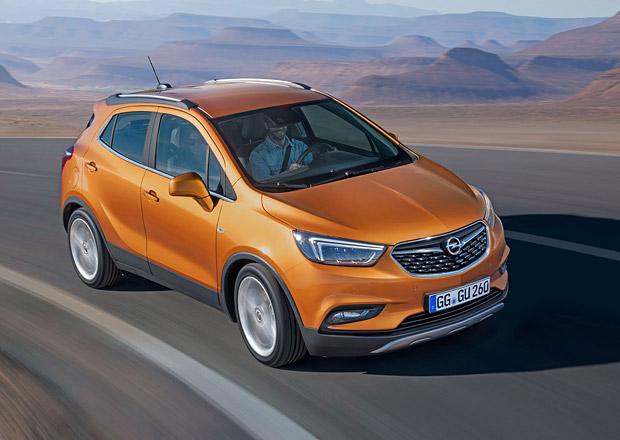 Opel plánuje nové velké SUV do dvou let