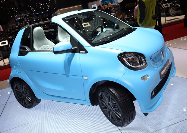 Brabus oko�enil Smart Fortwo i Forfour