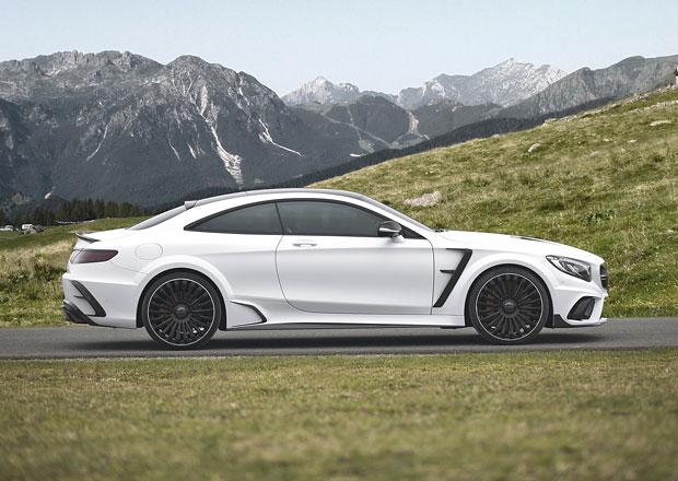 Mansory S Coupé Platinum Edition: Jedinečná výjimečnost