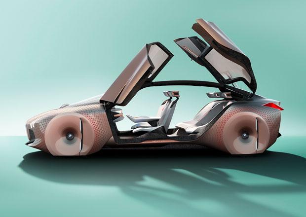 BMW oslav� 100 let koncepty v�ech sv�ch koncernov�ch zna�ek
