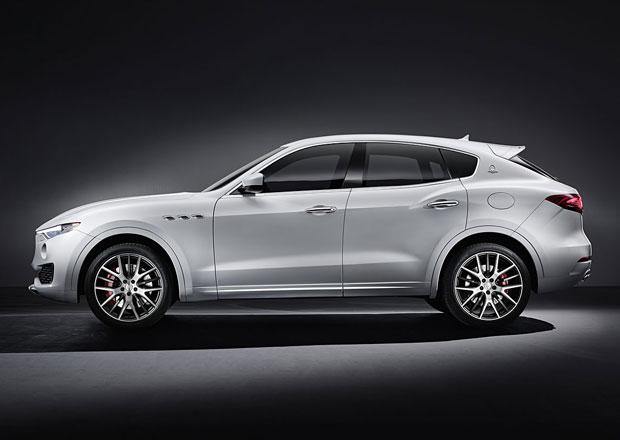Maserati Levante dostane plug-in hybrid z minivanu Pacifica