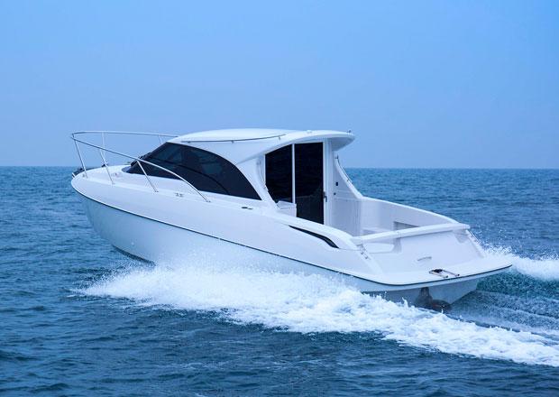 Toyota-28 Concept potěší především námořníky