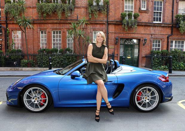 Porsche pozastavilo spolupr�ci s Mariou �arapovovou