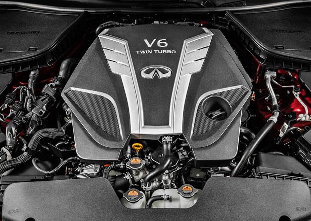 Infiniti zahajuje výrobu nového šestiválce bi-turbo pro Q50 a Q60