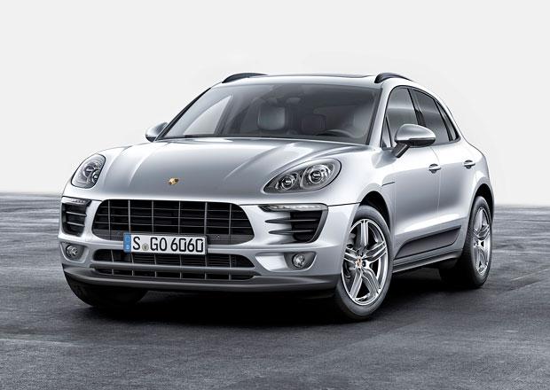 Porsche Macan má nový základní motor, čtyřválec se 185 kW a 370 N.m