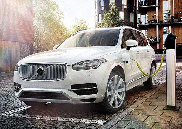 Volvo volá po standardizaci dobíjení elektromobilů