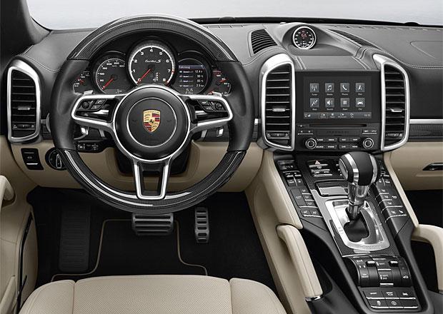 Porsche Cayenne má nový infotainment s Google Street View a Google Earth