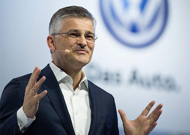 Šéf americké divize Volkswagenu Michael Horn odchází, v podniku působil 25 let
