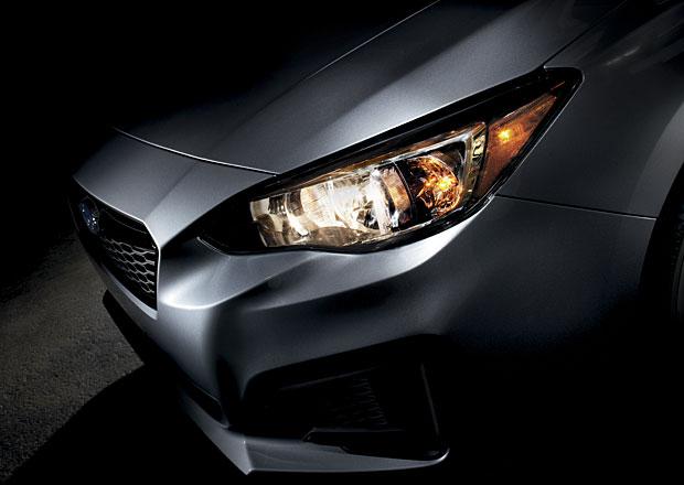 Subaru chystá novou Imprezu, zde je její první fotka