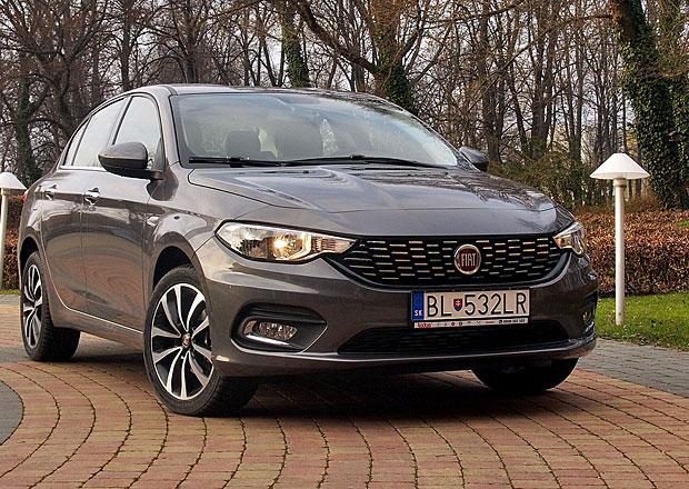 Fiat Tipo: První jízdní dojmy z Česka