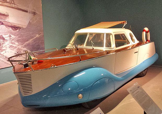 Louwman muzeum: Nejlepší sbírka aut na světě? (reportáž)