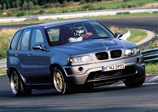 BMW X5 Le Mans: Dvanáctiválcové SUV přijelo do Amelia Islandu