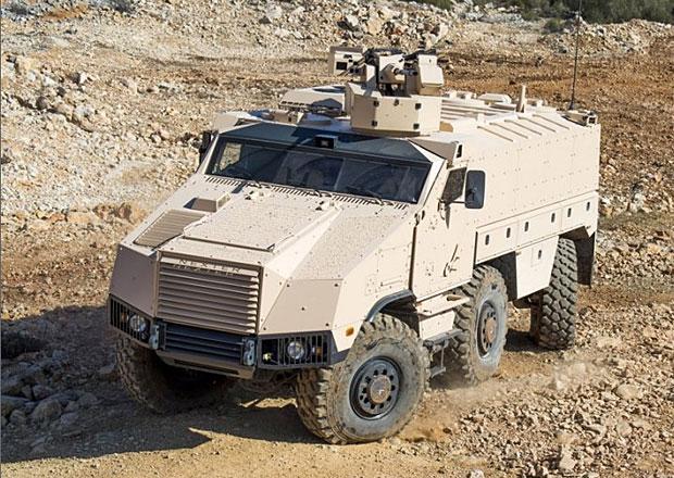 Tatra Defence Vehicle se chystá na výrobu vozidel Pandur a Titus