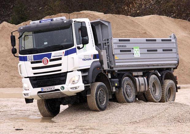Tatra míří na Bauma 2016 a Defexpo India 2016