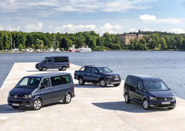 Prodeje u�itkov�ch Volkswagen� rostou navzdory Dieselgate