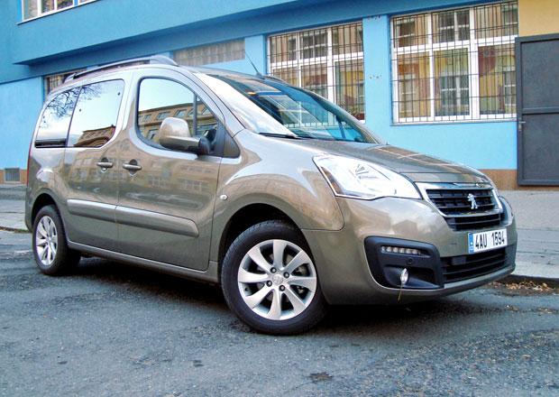 Peugeot Partner 1.6 BlueHDi Euro 6: Poctivé řešení – Dlouhodobý test (1.část)