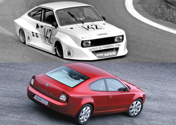 Seriál: Zapomenuté prototypy Škoda. Dvoudveřové exotiky