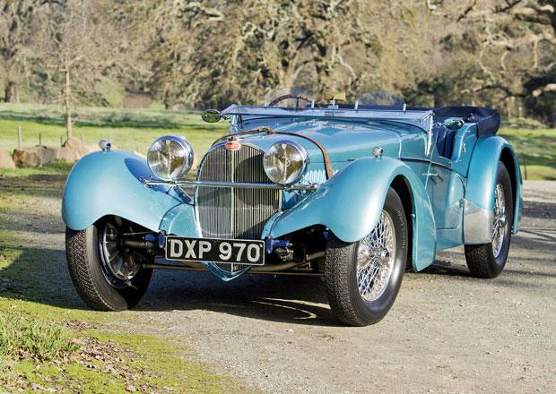 Bugatti 57 SC Sports Tourer Vanden Plas: �tvrt miliardy korun sta��