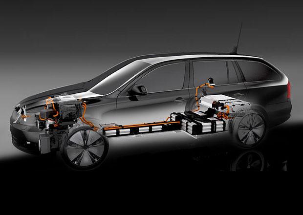 Škoda pracuje na elektromobilu, nabídne rychlé dobíjení a dlouhý dojezd