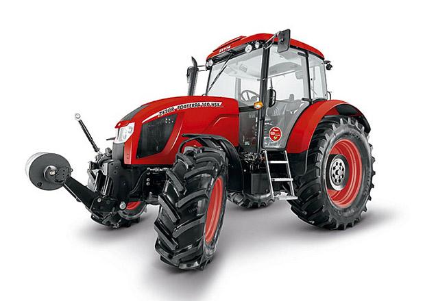 Zetor: Rok 2015 byl ve znamen� recese pro v�robce traktor�