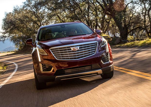 Cadillac využije flexibilní platformu pro nové crossovery