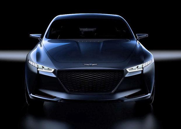 Genesis: Hyundai ukáže konkurenta pro BMW 3