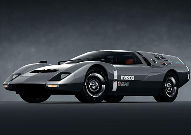 Mazda RX-500 (1970): Polozapomenutý koncept znovu ožívá