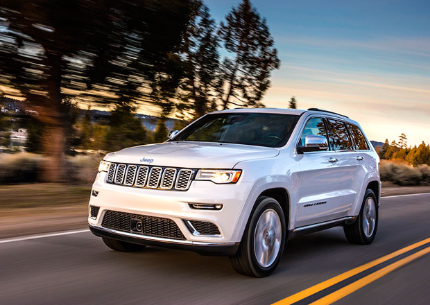 Jeep Grand Cherokee Summit nabídne více stylu i luxusu