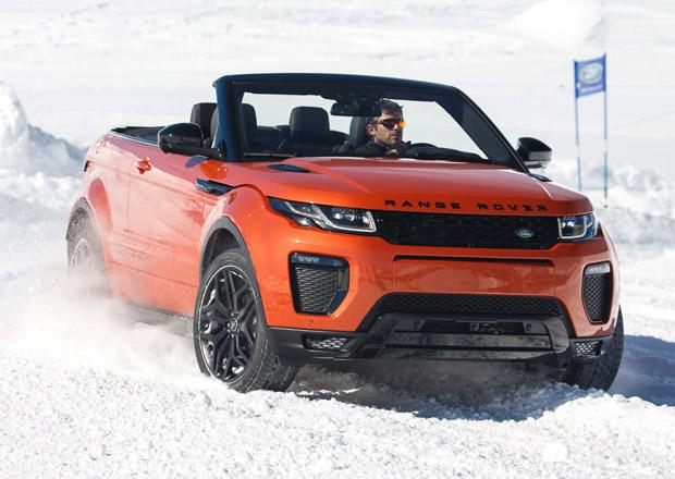 Jízdní dojmy: Range Rover Evoque Cabriolet. Dává smysl?
